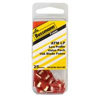 Cooper Bussmann ATM-10LP 10A Fuse Bulk Pack from Blain's Farm and Fleet