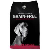 Diamond Naturals Grain-Free Beef & Sweet Potato Formula for Dogs from Blain's Farm and Fleet