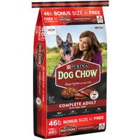 Purina 46 lb Dog Chow from Blain's Farm and Fleet