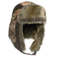 Outdoor Cap Faux Fur Trapper Hat from Blain's Farm and Fleet