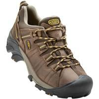 KEEN Men's Cascade Brown & Golden Yellow Targhee II Hiking Shoes from Blain's Farm and Fleet