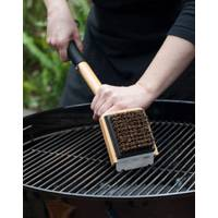 The Companion Group Bamboo Grill Brush w/Palmyra Bristles from Blain's Farm and Fleet