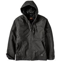 Timberland PRO Men's Baluster Hooded Insulated Canvas Work Jacket from Blain's Farm and Fleet