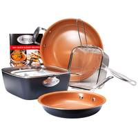 As Seen On TV Gotham Steel 7-Piece Set from Blain's Farm and Fleet