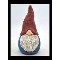 Moonrays Solar Gnome in Oversized Hat from Blain's Farm and Fleet