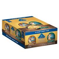 Blue Buffalo Life Protection 12-Pack Divine Delights 3.5oz Cup Variety Pack from Blain's Farm and Fleet