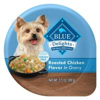 Blue Buffalo Life Protection 3.5oz Divine Delights Rotisserie Chicken Flavor in Gravy from Blain's Farm and Fleet