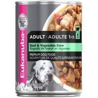 Eukanuba 12.5 oz Beef & Vegetable Stew Adult Dog Food from Blain's Farm and Fleet