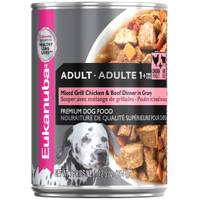 Eukanuba 12.5 oz Mixed Grill Chicken & Beef Gravy Dog Food from Blain's Farm and Fleet