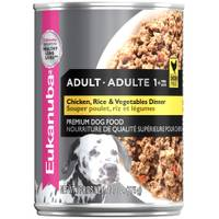 Eukanuba 12.5 oz Chicken, Rice & Vegetable Dinner Adult Dog Food from Blain's Farm and Fleet