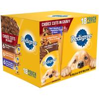 Pedigree 18 Count Variety Pack from Blain's Farm and Fleet