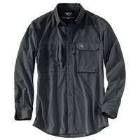 Carhartt Force Men's Shadow Long Sleeve Angler Shirt from Blain's Farm and Fleet