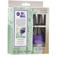 Wilton Tip2 Decorating Duo Tip Coupler Set from Blain's Farm and Fleet
