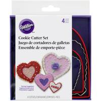 Wilton From The Heart Nesting Cookie Cutter Set from Blain's Farm and Fleet