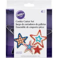 Wilton Nesting Stars Cookie Cutter Set from Blain's Farm and Fleet