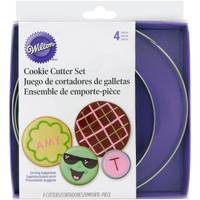 Wilton Nesting Circles Cookie Cutter Set from Blain's Farm and Fleet