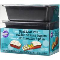 Wilton 3-Piece Mini Loaf Pan Set from Blain's Farm and Fleet
