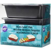 Wilton 3-Piece Mini Loaf Pan Set from Blain's Farm and Fleet