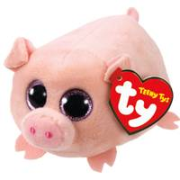 Ty Teeny Curly the Pig from Blain's Farm and Fleet
