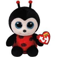 Ty Beanie Boo Izzy the Ladybug from Blain's Farm and Fleet
