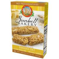 Sunbelt Bakery Banana Oat Granola Bars from Blain's Farm and Fleet