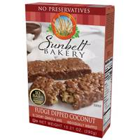 Sunbelt Bakery Fudge Dipped Coconut Granola Bars from Blain's Farm and Fleet