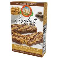 Sunbelt Bakery Sweet & Salty Peanut Granola Bars from Blain's Farm and Fleet