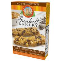 Sunbelt Bakery Peanut Butter Chocolate Chip Granola Bars from Blain's Farm and Fleet