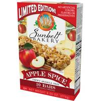 Sunbelt Bakery Apple Spice Granola Bars from Blain's Farm and Fleet
