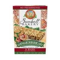 Sunbelt Bakery Gingerbread Granola Bars from Blain's Farm and Fleet