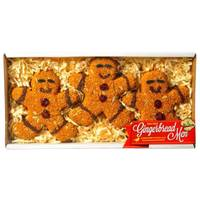 Mr. Bird Bird Seed Gingerbread Men from Blain's Farm and Fleet