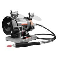 Performance Tool Mini Bench Grinder and Polisher from Blain's Farm and Fleet
