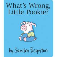 Simon & Schuster What's Wrong Little Pookie Board Book from Blain's Farm and Fleet