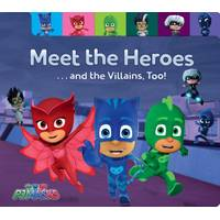 Simon & Schuster PJ Masks Meet The Heroes Book from Blain's Farm and Fleet