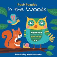 Simon & Schuster Push Puzzles In the Woods Book from Blain's Farm and Fleet