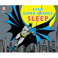 Simon & Schuster Even Super Heroes Sleep Book from Blain's Farm and Fleet