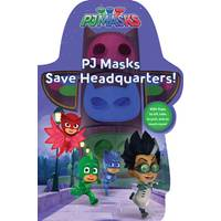 Simon & Schuster PJ Masks Save Headquarters Book from Blain's Farm and Fleet
