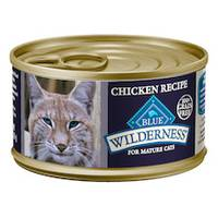 Blue Buffalo Wilderness Wilderness Mature Chicken 5.5 oz. Cat Food from Blain's Farm and Fleet