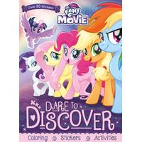 My Little Pony Dare to Discover Book from Blain's Farm and Fleet