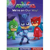 Disney PJ Masks We're on Our Way! Book from Blain's Farm and Fleet