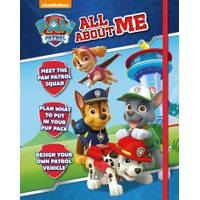 Paw Patrol All About Me Book from Blain's Farm and Fleet