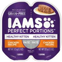 IAMS Perfect Portions Premium Cat Food from Blain's Farm and Fleet