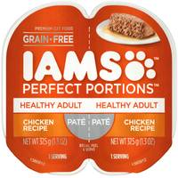 IAMS Perfect Portions Premium Adult Cat Food from Blain's Farm and Fleet