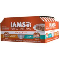 IAMS Perfect Portions Premium Cat Food - 12 Pack from Blain's Farm and Fleet