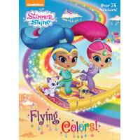 Golden Books Shimmer & Shine Flying Colors! Book from Blain's Farm and Fleet