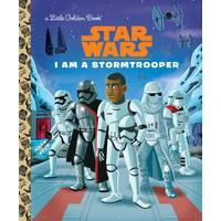 Golden Books Star Wars I Am a Stormtrooper Book from Blain's Farm and Fleet