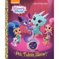 Golden Books Shimmer & Shine Pet Talent Show Book from Blain's Farm and Fleet