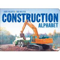 Golden Books Construction Alphabet Book from Blain's Farm and Fleet