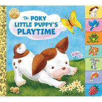 Golden Books The Poky Little Puppy's Playtime Book from Blain's Farm and Fleet