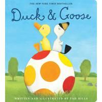 Golden Books Duck & Goose Book from Blain's Farm and Fleet
